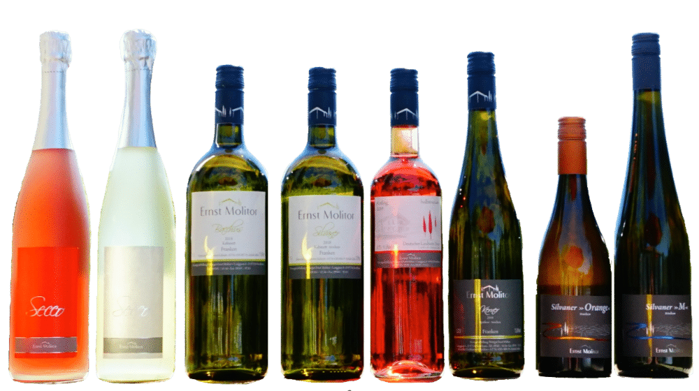 Wein Sortiment Molitor